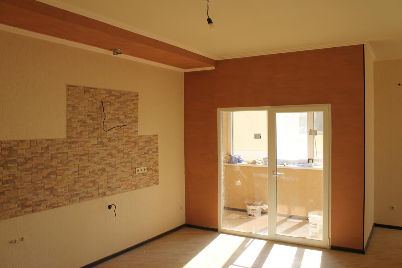 Ремонт квартир под ключ цена за метр квадратный м2 в