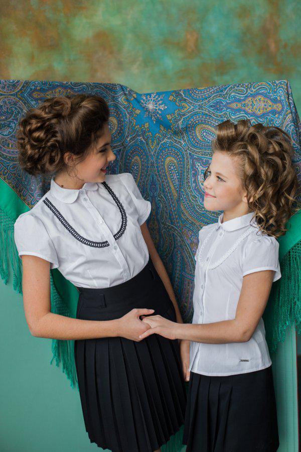 Блузки Школьные Фото В Омске