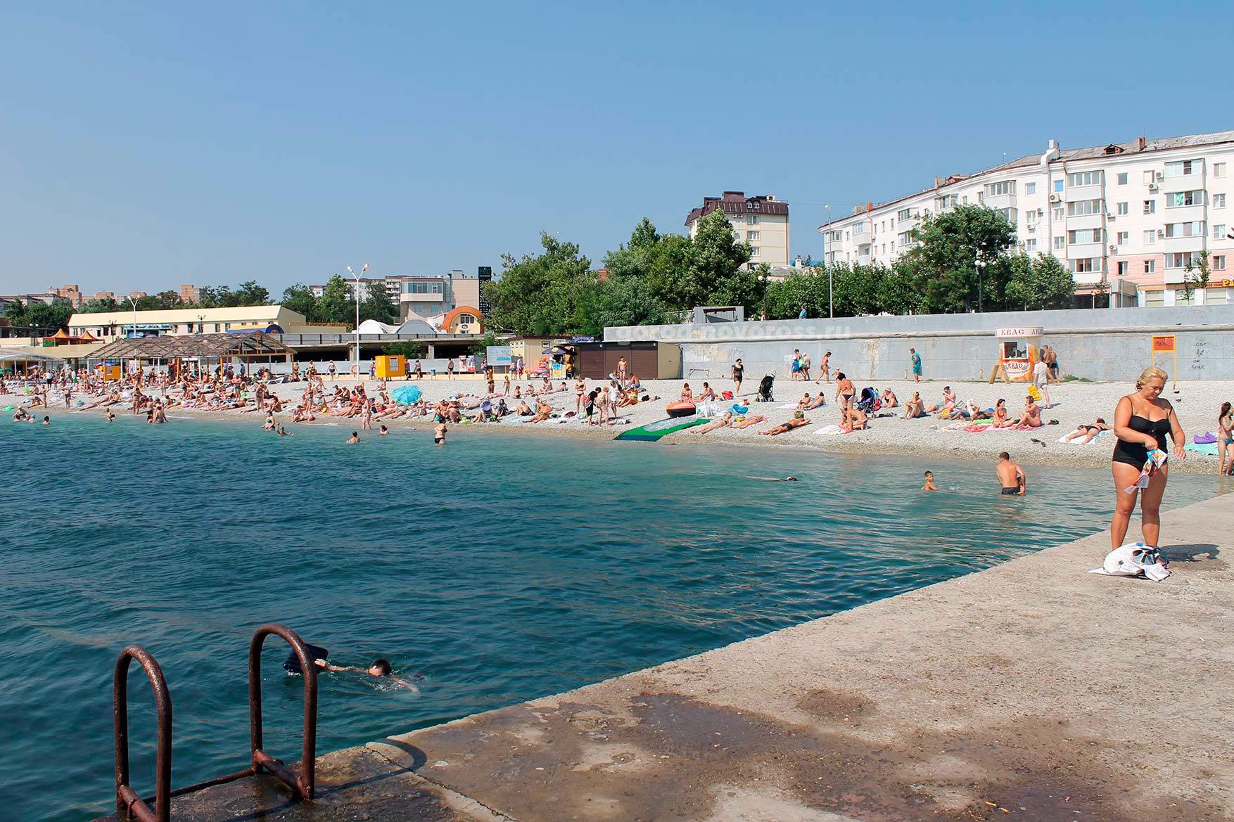 Новороссийск пляжи отзывы фото