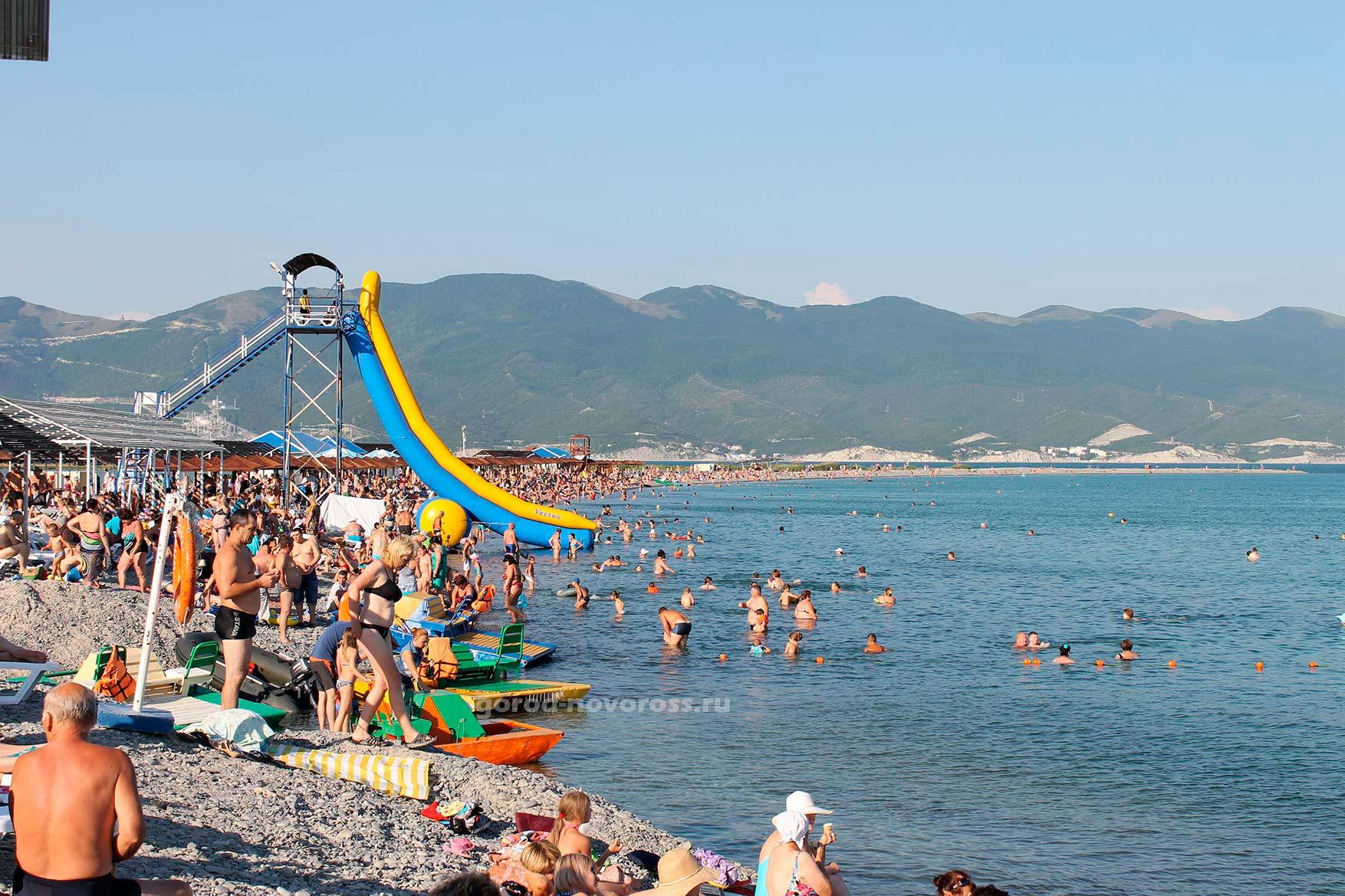 Пляжи Новороссийска отзывы и фото, путеводитель по 10