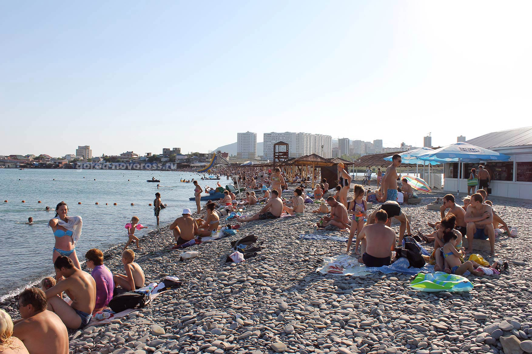 Коста брава фото пляжей и набережной
