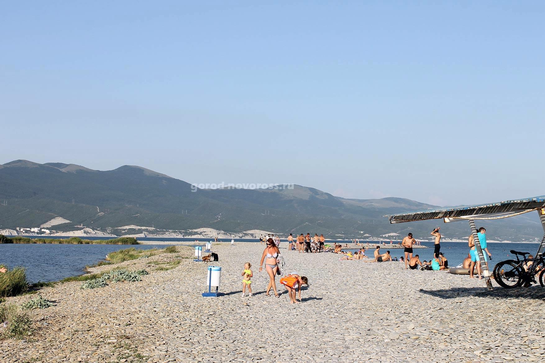 Пляжи Новороссийска отзывы и фото, путеводитель по 83