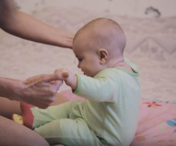 Можно ли в 7 месяцев сажать ребенка 21