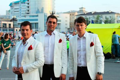 Отмечаем День России 2015
