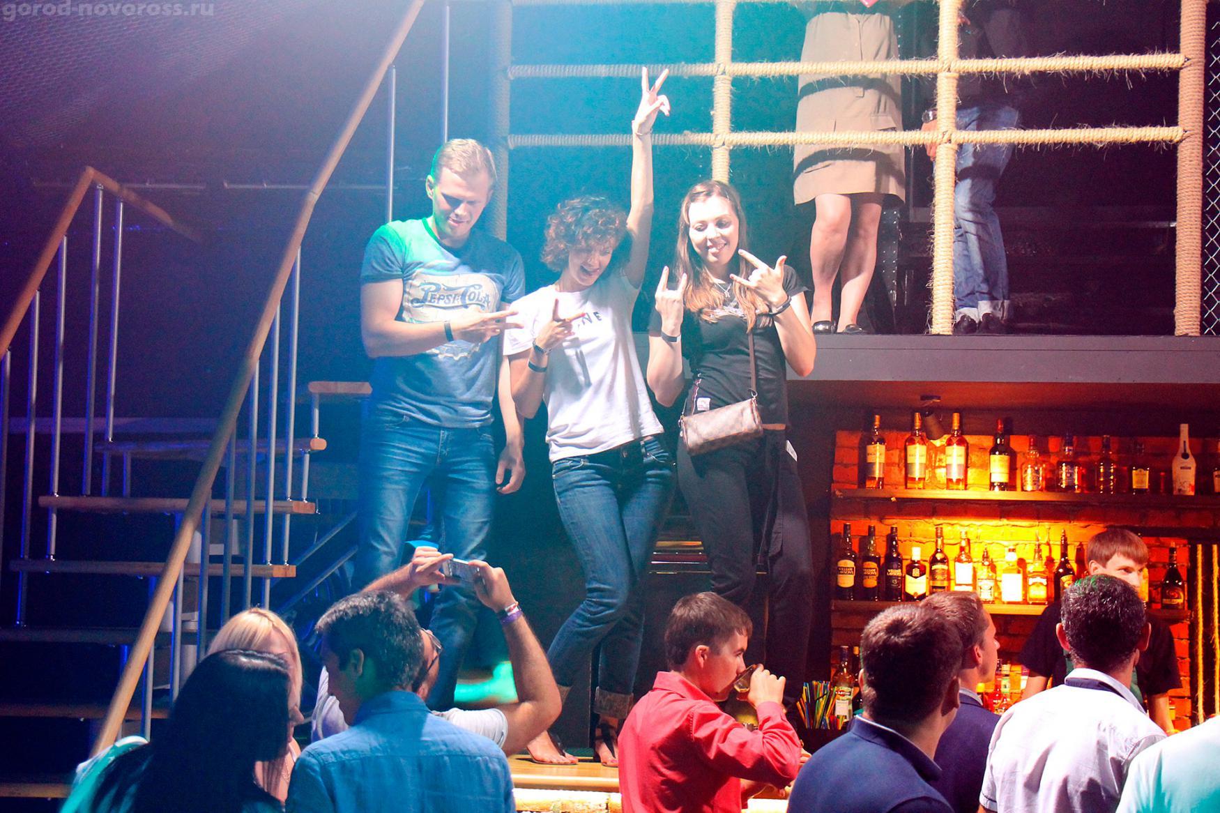 Ночные клубы новороссийска фото