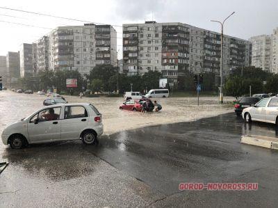 фото последствия дождя уфа готовит